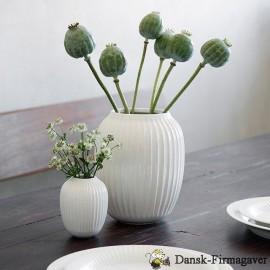 Hammershøi Vase 20 + 10 cm vase