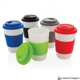 Genbrugelig kaffekop