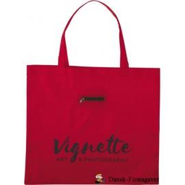 Shopping-taske med unik sammenfoldelig