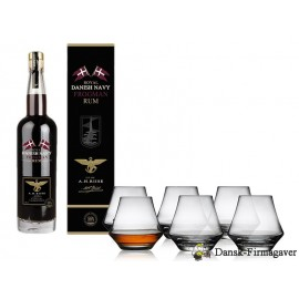 A. H. RIISE FROGMAN EDITION INKL.12 GLAS
