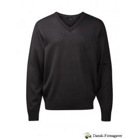 Pullover - v-hals