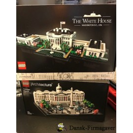 Trafalgar Square V29 -  LEGO Architecture