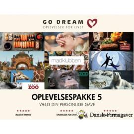 OPLEVELSER - GO DREAM