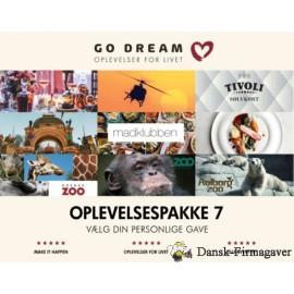 GO DREAM OPLEVELSER