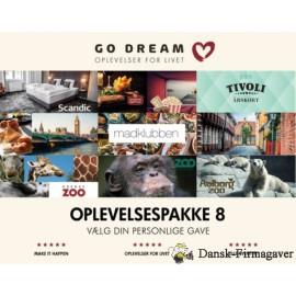OPLEVELSER GO DREAM