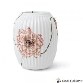 Hammershøj Poppy Vase med deko.
