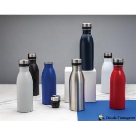 Deluxe rustfrit stål vandflaske