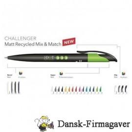 CHALLENGER Matt Recycled Mix & Match