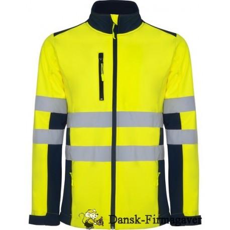 Antares Hi-Viz Softshell Jacket