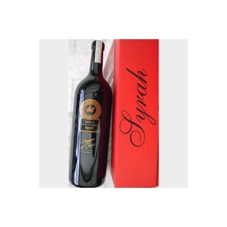 Dobbeltmagnum (3L), Syrah, Sicilien - Vin
