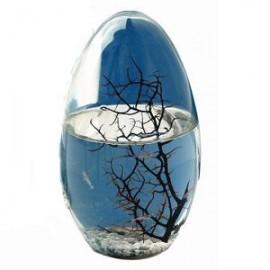 EcoSphere Kugle, blå, lille