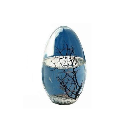 EcoSphere Kugle, blå, stor