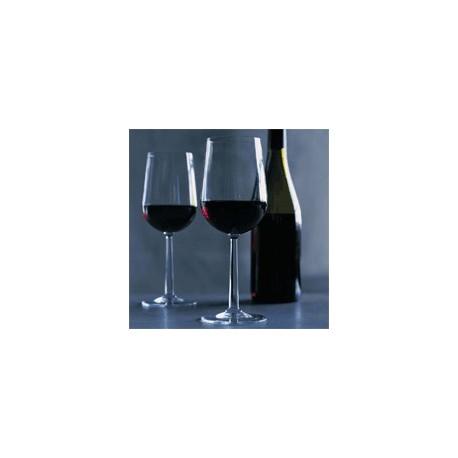 Grand Cru glas, Bordeaux, rødvin, 2 stk. -2017