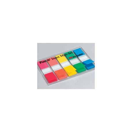 Post-it® Index Mini Set