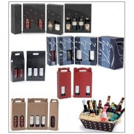 Flotte gaveæsker til vin m.m