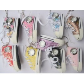 Nøglering sko/ur