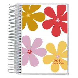 Dagbogskalender m/spiral