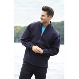 Wind - Microfleece Jakke