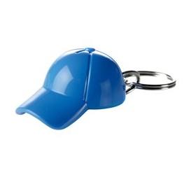 Nøglering som Cap/hjelm