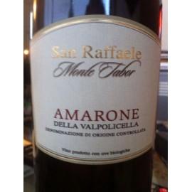 Amarone della Valpolicella 2007 - Monte Tabor