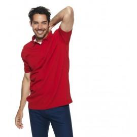 Pro Wear Poloshirt Med Trykknap