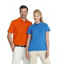 Pique Poloshirt Stretch