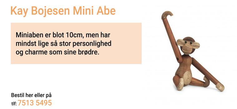 Kay Bojesen Mini Abe