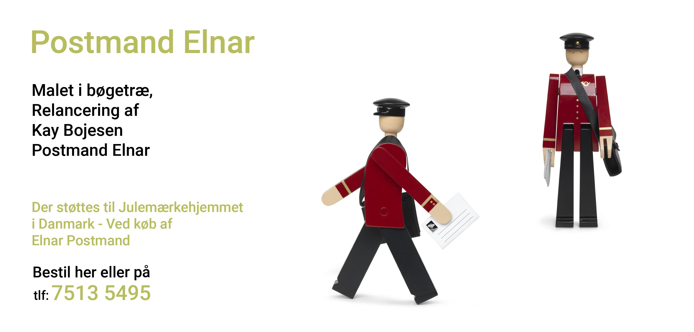 Postmand Elnar - NYHED