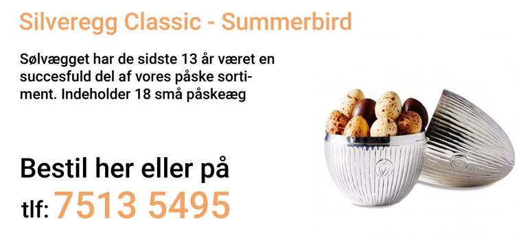 Silveregg Classic - Summerbird